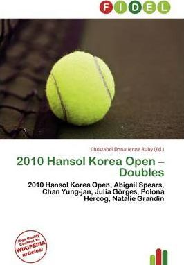 2010 Hansol Korea Open - Doubles