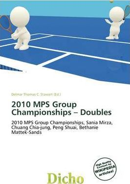 2010 Mps Group Championships - Doubles