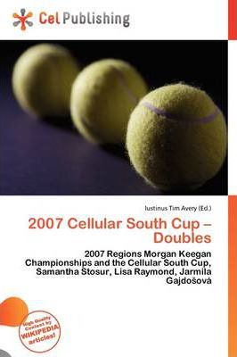 2007 Cellular South Cup - Doubles