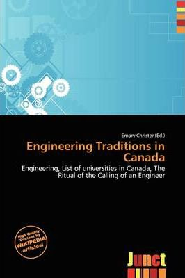 Engineering Traditions in Canada