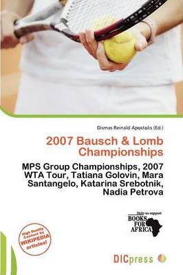 2007 Bausch & Lomb Championships