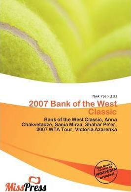 2007 Bank of the West Classic