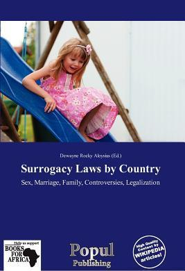 Surrogacy Laws by Country