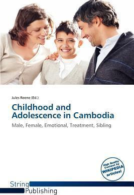 Childhood and Adolescence in Cambodia