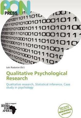 Qualitative Psychological Research