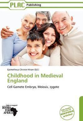Childhood in Medieval England