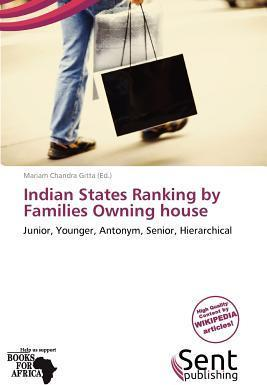 Indian States Ranking by Families Owning House