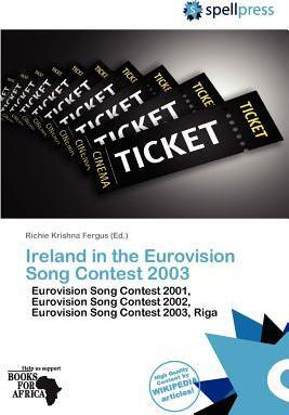 Ireland in the Eurovision Song Contest 2003