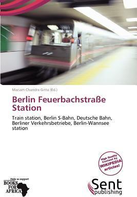 Berlin Feuerbachstra E Station