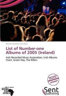 List of Number-One Albums of 2005 (Ireland)
