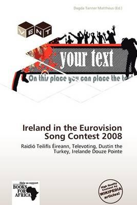 Ireland in the Eurovision Song Contest 2008