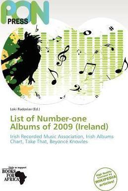 List of Number-One Albums of 2009 (Ireland)