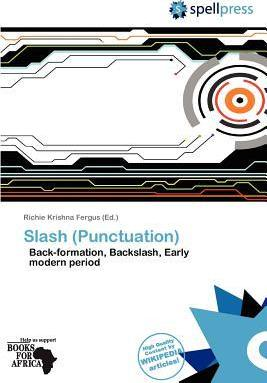 Slash (Punctuation)