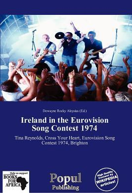 Ireland in the Eurovision Song Contest 1974