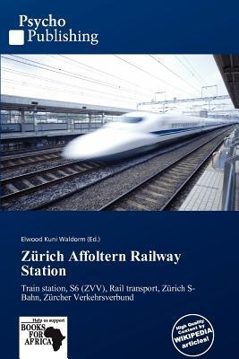 Z Rich Affoltern Railway Station