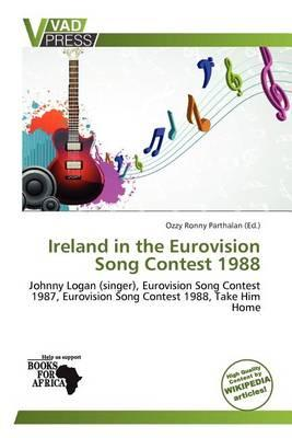 Ireland in the Eurovision Song Contest 1988