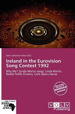 Ireland in the Eurovision Song Contest 1992