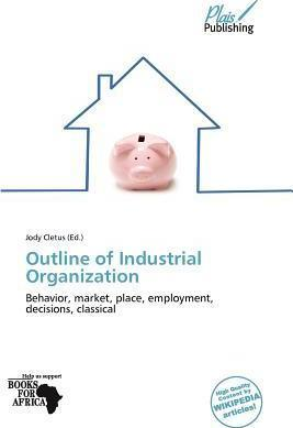 Outline of Industrial Organization