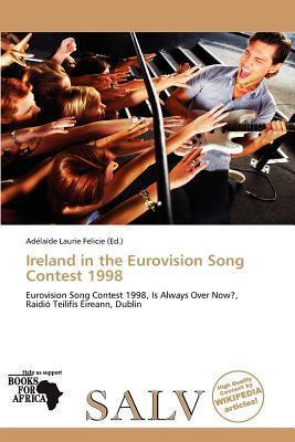 Ireland in the Eurovision Song Contest 1998