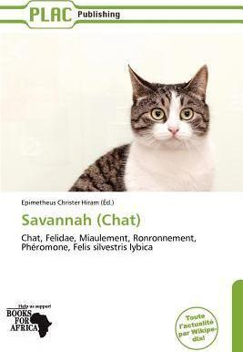 Savannah (Chat)