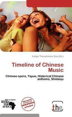 Timeline of Chinese Music