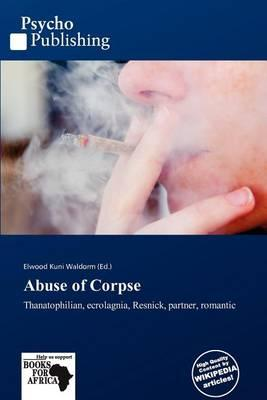 Abuse of Corpse