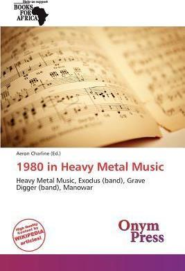1980 in Heavy Metal Music