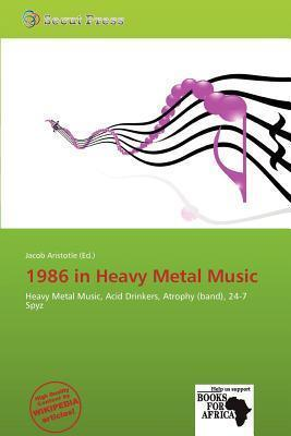 1986 in Heavy Metal Music