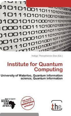 Institute for Quantum Computing