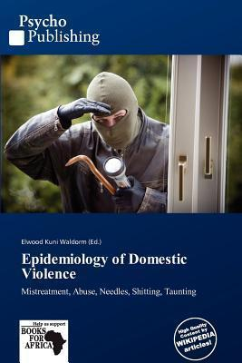 Epidemiology of Domestic Violence