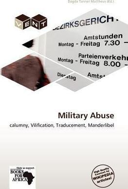 Military Abuse