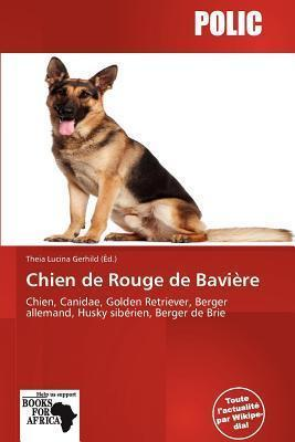 Chien de Rouge de Bavi Re