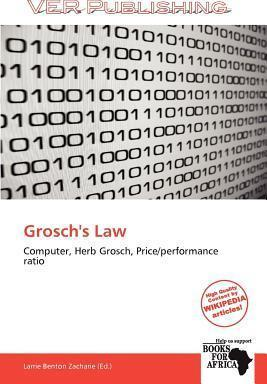 Grosch's Law