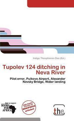Tupolev 124 Ditching in Neva River