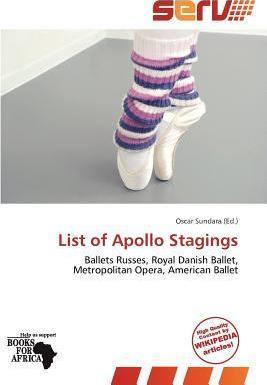 List of Apollo Stagings