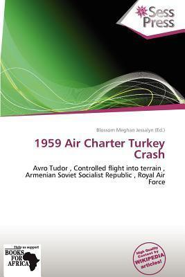 1959 Air Charter Turkey Crash