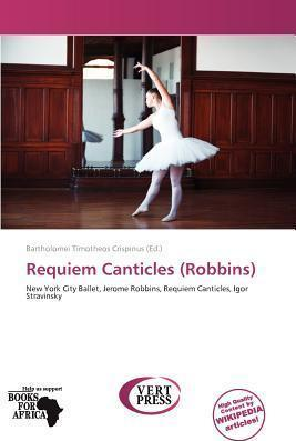 Requiem Canticles (Robbins)