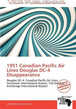 1951 Canadian Pacific Air Lines Douglas DC-4 Disappearance