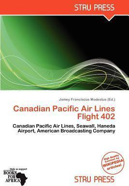 Canadian Pacific Air Lines Flight 402