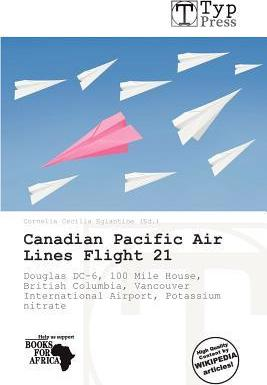 Canadian Pacific Air Lines Flight 21