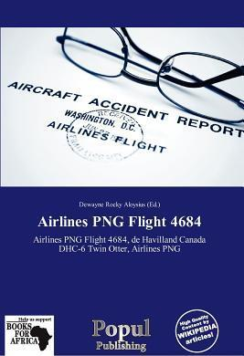 Airlines PNG Flight 4684