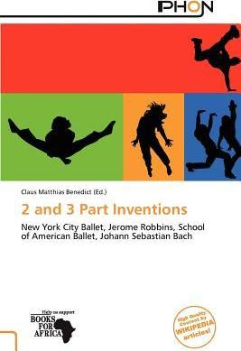 2 and 3 Part Inventions