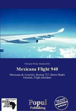 Mexicana Flight 940