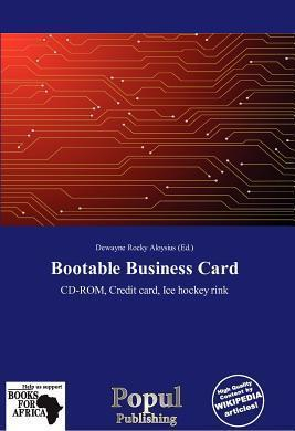 Bootable Business Card