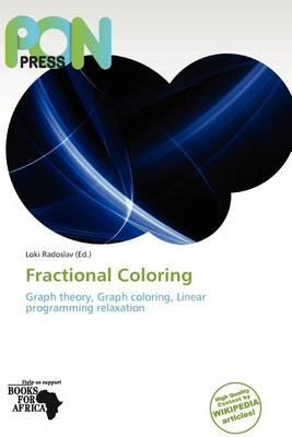 Fractional Coloring