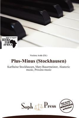 Plus-Minus (Stockhausen)