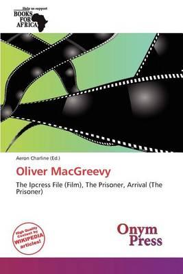 Oliver Macgreevy