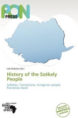 History of the Sz Kely People