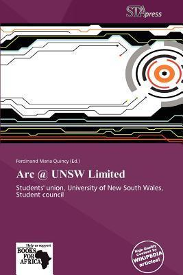 ARC @ Unsw Limited