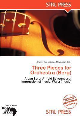 Three Pieces for Orchestra (Berg)